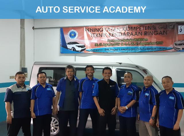 pelatihan guru otomotif jakarta
