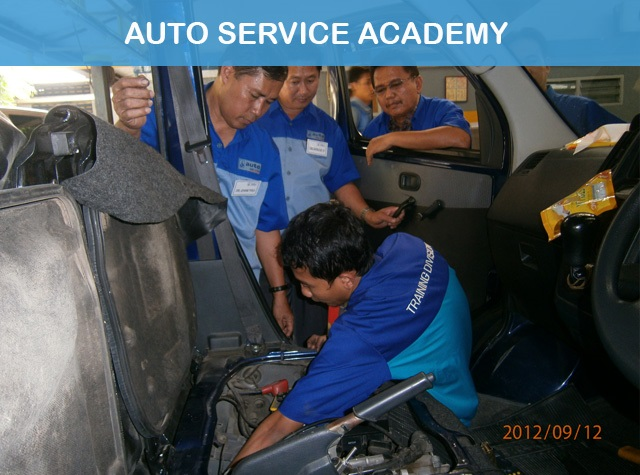 pelatihan guru otomotif