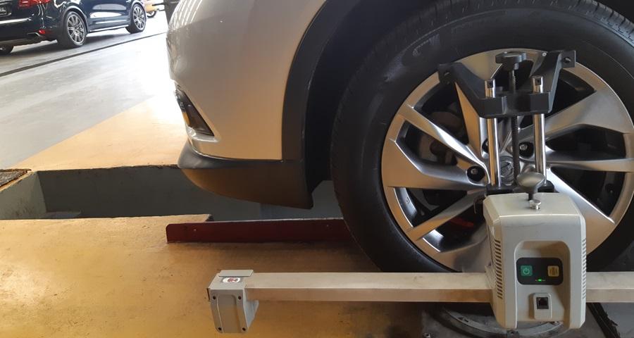 merawat ban mobil dengan spooring